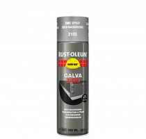 RUST-OLEUM ZINKSPRAY MAT 500ML 2185