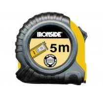 IR150212 ROLMETER 5MX25MM ABS RUBBER BES