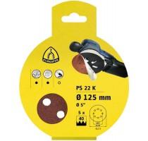 SCHIJF KLIT D.150  6 PERFO P80   (VE5)