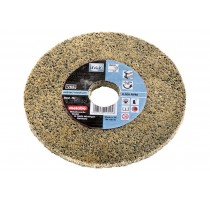 Fleece compact disc ZK 125 mm, coarse