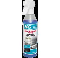 HG GLAS EN SPIEGELSPRAY 0.5L