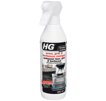 HG OVEN & GRILL & BBQ REINIGER