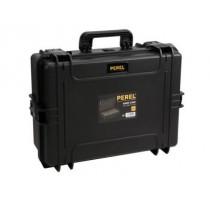 Harde koffer 555x428x211mm IP67waterdicht met schuimmrubber