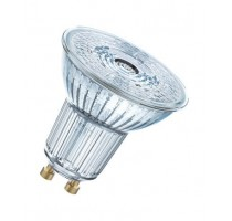 LED STAR GU10 4.3W WW 2STOsram