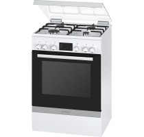 Gemengd fornuis//multi-oven/A/xxl/wit