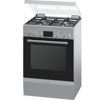 Gemengd fornuis/inox/multi-oven/A/xxl