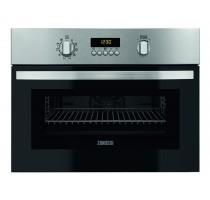 Multi oven/45cm/inox/1000wattzanussi grill + hetelucht
