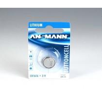 Ansmann LITHIUM 3V CR1616