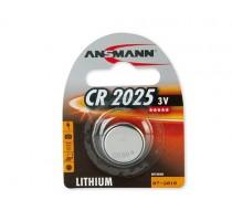 Ansmann LITHIUM 3V CR2025