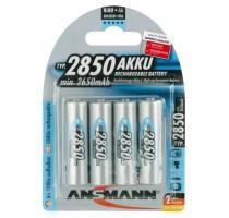 Ni-MH battery AA, 2.650mAh, BL-4pcsAnsmann