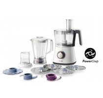 FOODPROCESSOR COMPACT 750W PHILIPS