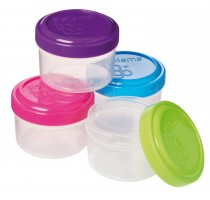 SET 4 DRESSINGPOTJES 35ml SISTEMA