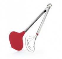 VISTANG 33CM ROOD CUISIPRO