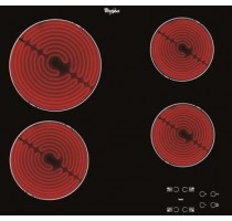 Whirlpool AKT8090NE Glaskeramische kookplaat