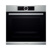 Oven/pyrolyse/halogeen/inox/a+