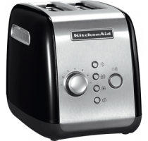 BROODROOSTER RVS/ONYX ZWART KITCHENAID