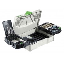 A/montage pakket SYS 1 CE-sort