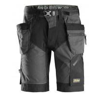 FlexiWork Shorts+ HP Staal Grijs 50