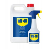 KRUIPOLIE WD 40 5LITER + SPRAY APPL.