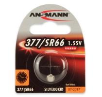 Ansmann SR626 / V377zilveroxide knoopcel1.5V (horloge)