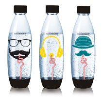 TRIPACK BOTTLE 1L  HIPSTER SODASTREAM