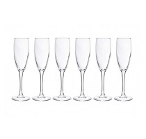 SET 6 CHAMPAGNEGLAS 19CL COSY MOMENTS