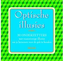 Optische illusies - 30 onderzetters
