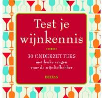 Test je wijnkennis - 30 onderzetters