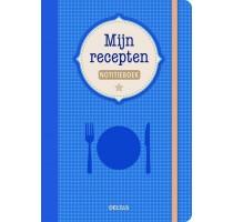 Notitieboek - Mijn recepten