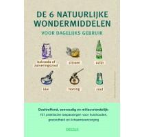 De 6 natuurlijke wondermiddelen