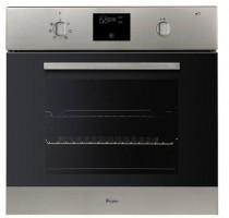Oven/pyrolyse/inox/65l/multi
