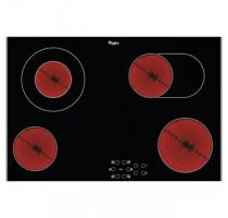 Keramisch kookpl./77cm/2duo zones/timer
