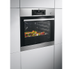 Multi oven/pyrolyse/A/inox/timer