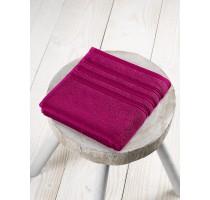 De Witte Lietaer Dolce badtextiel - handdoek fuchsia