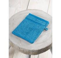 De Witte Lietaer Dolce badtextiel - washandje algiers blue