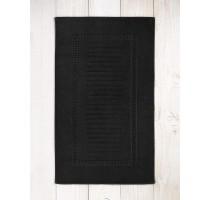 De Witte Lietaer Dolce badtextiel - badmat zwart
