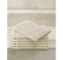 De Witte Lietaer Excellence badtextiel - washandje beige sand