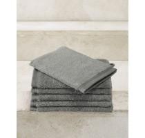De Witte Lietaer Excellence badtextiel - washandje grey