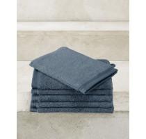 De Witte Lietaer Excellence badtextiel - washandje indigo