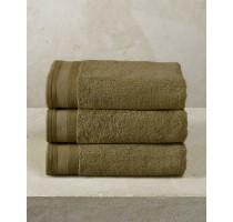 De Witte Lietaer Excellence badtextiel - handdoek olive green