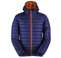 JACKET THERMIC S BLUE/ORANGEKapriol