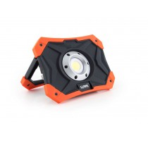 LED XS-15 Werklamp  15 Watt +usbpowerbank - Oplaadbaar (Ex. LM 1200)