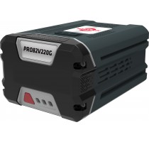 Accu 82 V / 3 Ah / 2,2 kW / 220 Wh /1,5 kg