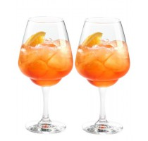 SET 2 COCKTAILGLAZEN SPRITZ 60cl 726/74