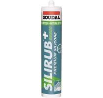 SILIRUB+ S8800 Middengrijs 300 ml