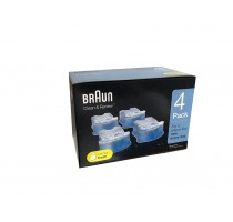 SET 4 CLEAN & RENEW CASSETTE CCR4 BRAUN
