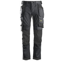 AW, Stretch Broek HP 48Staal Grijs