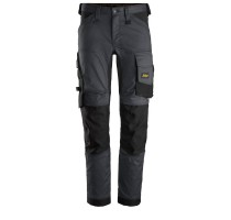 AW Stretch Broek 48Staal Grijs