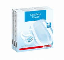 Miele Ultra Tablets Power 60 ST UltraTabs Power tabletten voor vaatwassers 60 st.