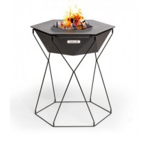 RILA 2-IN-1 VUURSCHAAL BBQ BARBECOOK
